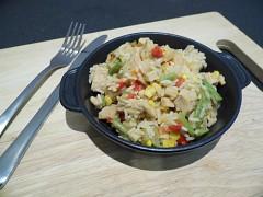 SUMMIT TO EAT Smažená rýže s kuřecím - velké balení