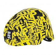 Helma na kolečkové brusle TEMPISH Crack C yellow