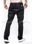 Pánské kalhoty OMBRE Daedalus - černá