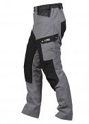 Pánské kalhoty DIRECT ALPINE Mountainer Cargo - šedá/černá