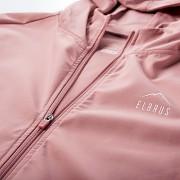 Dámská mikina ELBRUS Caura Wo's - ash rose/cloud pink