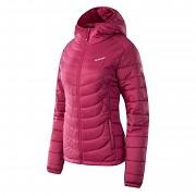 Dámská zimní bunda HI-TEC Lady Neva - sangria