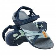 Dámské sandále HI-TEC Celneo Wo's - navy/blue radience/yellow