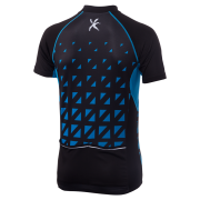 KLIMATEX Delmar - černá/modrá