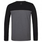 Pánské triko KILPI Drumon-M tmavě šedá