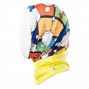 Tubus - dětský multifunkční šátek BEJO Alper Kids - cartoon print
