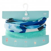 Tubus - dětský multifunkční šátek BEJO Alper Kids - blue army