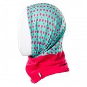 Tubus - dětský multifunkční šátek BEJO Alper Kids - virtual pink