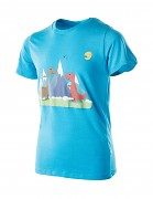 Dětské triko BEJO Dino Kids - modrá