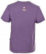 Dětské triko BEJO Haas Kids - violet