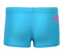 Dětské plavky AQUAWAVE Sea Boy Kids - sv. modrá