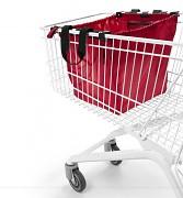 Nákupní taška ECOZZ Easyshoppingbag Black