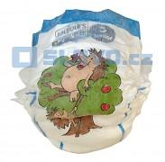 Dětské pleny Eco Baby Junior 11-25 kg 100 ks