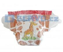 Dětské pleny Eco Baby Maxi 8-15 kg 100 ks