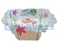 Dětské pleny Eco Baby Midi 5-11 kg 100 ks
