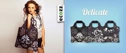 Eko nákupní taška ECOZZ Delicate