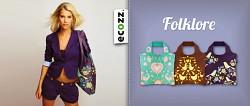 Eko nákupní taška ECOZZ Folklore