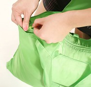 Eko nákupní taška ECOZZ Bean Green