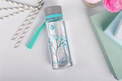 EKO plastová láhev EQUA Mint Blossom 600 ml