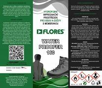 Impregnace FLORES Water Proofer 160