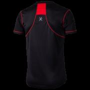 KLIMATEX Fedde - černá/červená