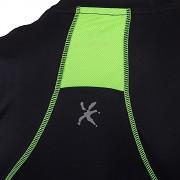 KLIMATEX Fedde - černá/zelená