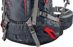 Turistický batoh FERRINO Finisterre 48 - černá
