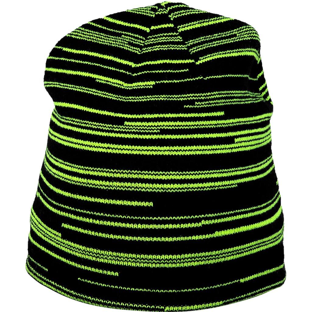 Dětská čepice NIKE NSW Reversible Beanie YTH - zelená černá ... 59cf2fcf7c