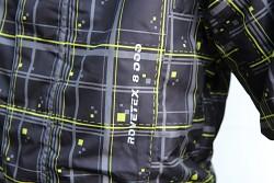 Dětská lyžařská bunda RVC Stemik - černá jet