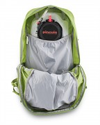 Cyklistický batoh PINGUIN Ride 25 l - red