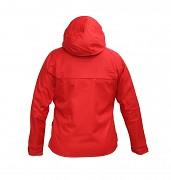Dámská hardshellová bunda RVC 3Shell - červená