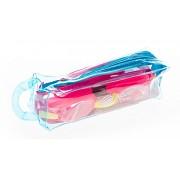 Dětské plavecké brýle AQUAWAVE Filly JR - pink/yellow/clear