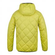 Pánská péřová bunda HUSKY Form M - lime