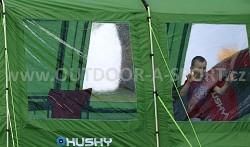 Stan HUSKY Caravan 22 - slídová okna s možností zaclovění