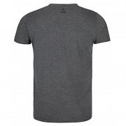 Pánské triko KILPI Garove-M tmavě šedá