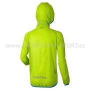 Dětská bunda KLIMATEX Guli - zelená jarní