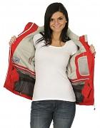 Dámská lyžařská bunda HUSKY Gappa - červená