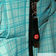 Dámská softshellová bunda KILLTEC Glandis - light turquoise