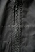 Dámská lehká bunda KILLTEC Monsun - detail voděodolného hlavníhio zipu