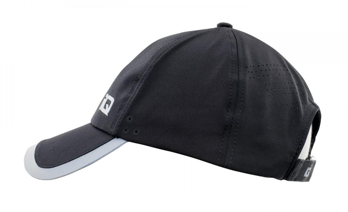 897ec9be3c5 Kšiltovka IQ Mero - černá   Outdoor-a-sport.cz   Batohy