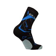 Ponožky KLIMATEX Treking Jan - černá