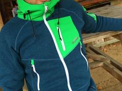 DIRECT ALPINE Jasper - petrol/green