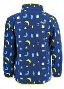Dětská fleecová mikina BEJO Quinn Kids - boy shapes print