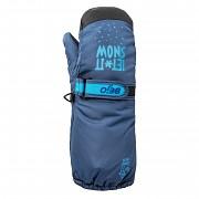 Dětské rukavice BEJO Okean KDB - blue depths