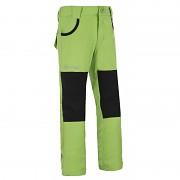 Dětské kalhoty KILPI Karido-K světle zelená