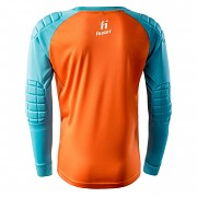 HUARI Nuevos Kids Blouse GK - orange tiger/scuba blue