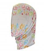 Tubus - dětský multifunkční šátek FLORES Tube Kids - kukla