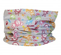 Tubus - dětský multifunkční šátek FLORES Tube Kids - šála