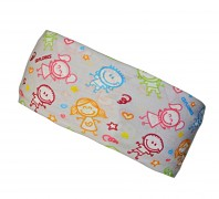Tubus - dětský multifunkční šátek FLORES Tube Kids - čelenka