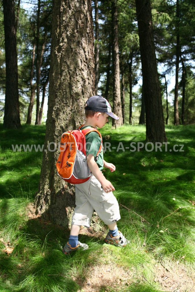 Dětský batoh BOLL Roo 12 l - truered   Outdoor-a-sport.cz   Batohy ... c82d98d91f